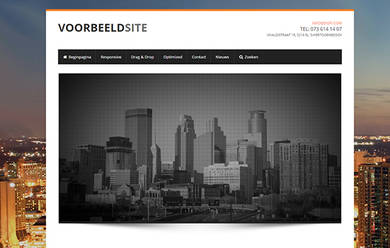 E captain website voorbeeld 001